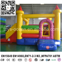 Inflatable bouncer, inflatable bounce, inflatable jumper slide for sale