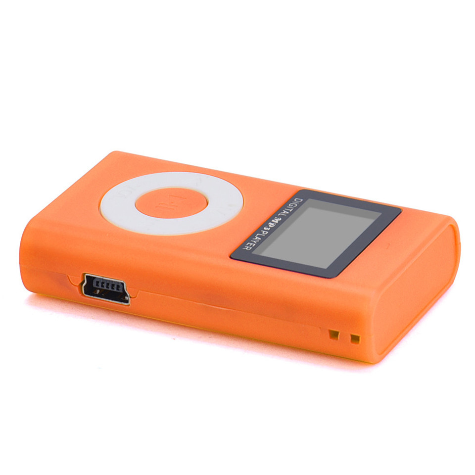 YKSO Mini MP3 Music Player USB LCD Screen MP3 Portable audio Support 32GB Micro SD TF Card sport Headphones MP3 Player (2)