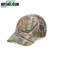 Men Women Military Tactical Outdoor Hunting Hat Bionic Camouflage Sun Fishing Hat Baseball Cap Camping Hiking Cycling Peaked Cap