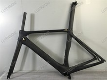 Buy 2017 Newest OEM T800 Carbon Fiber Di2 Mechanical Bicycle Frame Matte/Glossy Road Bicycle Frame Size 47.5/505/530/560 for $499.00 in AliExpress store