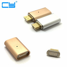Buy Hot Sale Magnetic Charger Adapter Micro USB Female Android Micro USB Magnetic Charging Data Sync Samsung LG Sony Huawei for $3.61 in AliExpress store