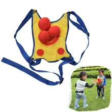 Outdoor Interactive Educational Toy Clothes Throwing Game Beanbag Dodgeball Parent-child Kindergarten Toys