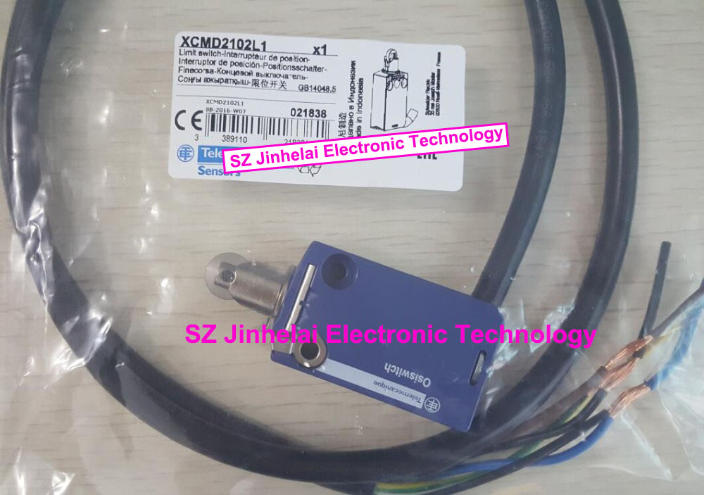 New and original  XCMD2102L1     ZCMD21      Travel switch   Limit switch<br>