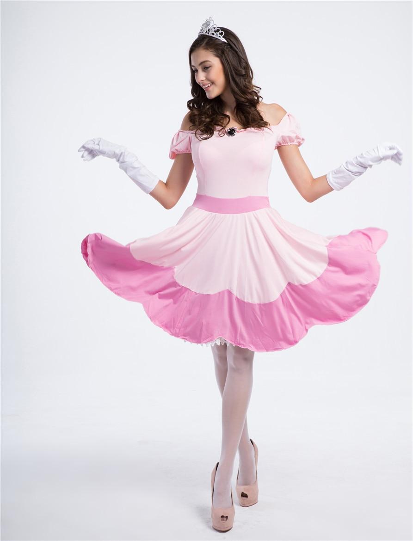 7b5d37864 Detail Feedback Questions about Halloween Pink Peach Princess Super ...