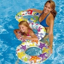 Summer 1-6 Year Baby Swimming Ring Baby Ring Swim Ring For Children Swimming Circle To Swim Inflatable Circle(China)