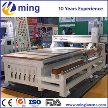 New product 1325 4 axis cnc router machine/wood cnc router china price/Minglan cnc router