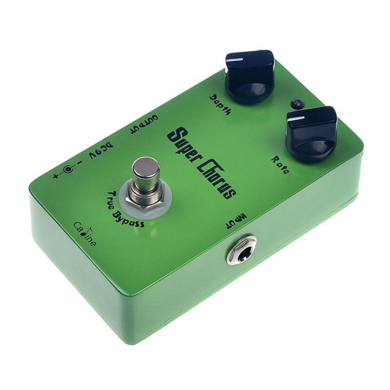 CP-13 Super Chorus Guitar Pedals Caline Effect Pedal Pedal Guitar Pedal High Frequency CP13 True Bypass<br><br>Aliexpress