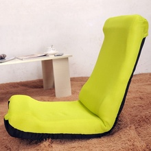 Hot Selling Folding Corner Sofa Home Furniture Lazy Chair Lightweight Computer Couches for Living Room Folding Floor Chair(China)