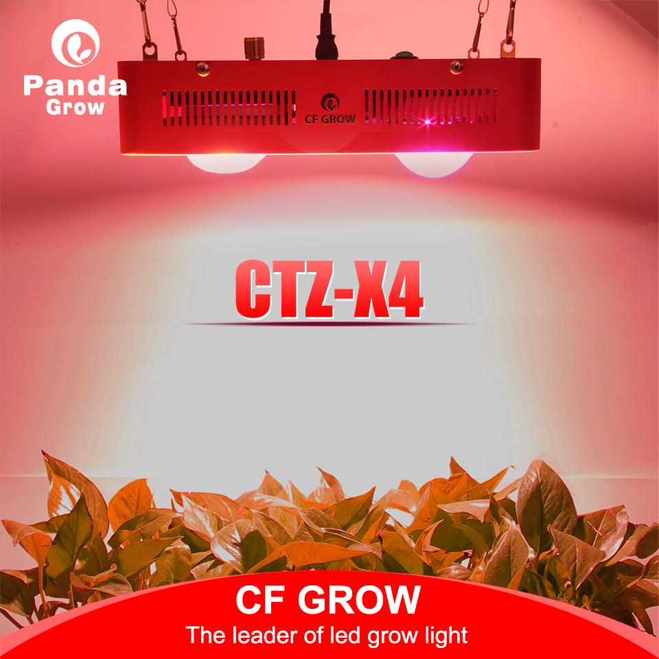 Citizen Bridgelux COB led grow ligth -01