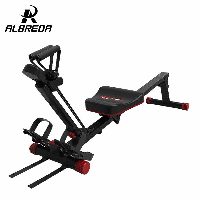 exercise equipment rowing machine