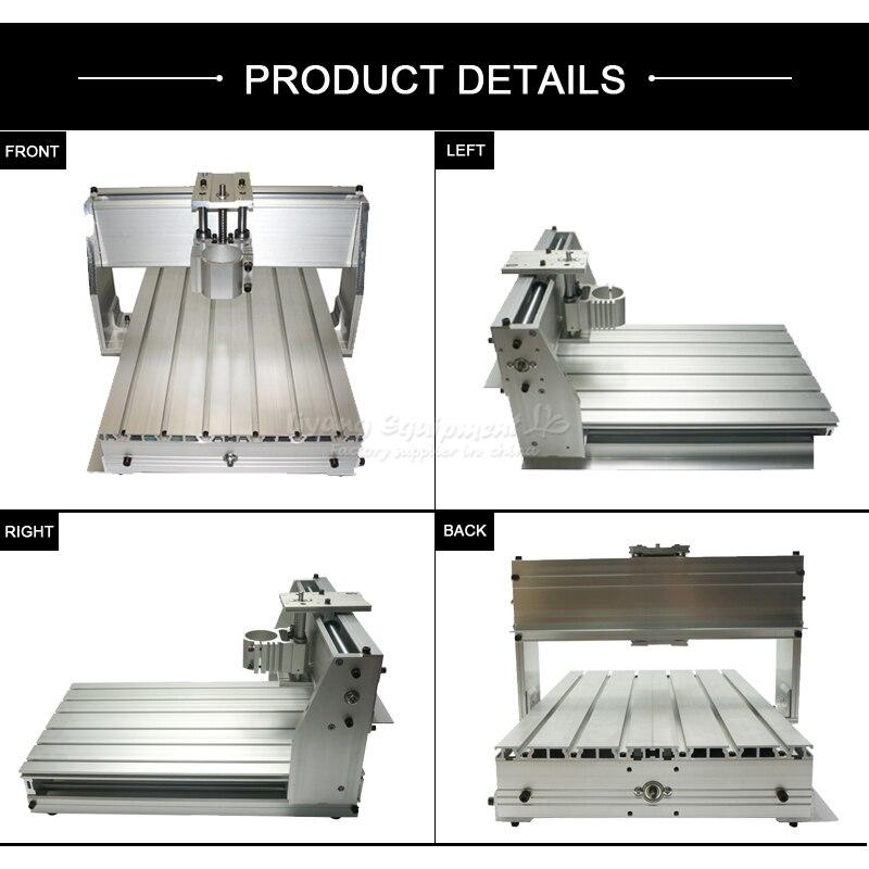 CNC 3040 frame (6)