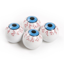 4Pcs Eye Ball Pattern Auto Wheel Valve Air Stem Cap Cover Tire Screw Dust Plug for Car Truck