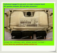 For Citroen Fukang Elysee car engine computer board/ECU/Electronic Control Unit//0261207692/9657193180(China)