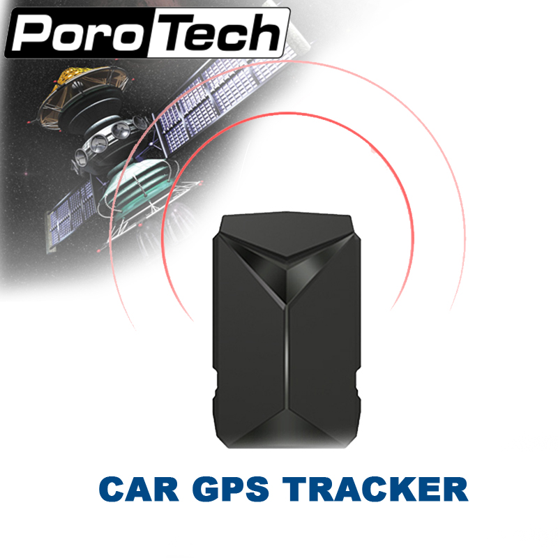 D1 GPS Locator tracker Car GPS Tracker Waterproof Magnet Standby 180 Days Vehicle Realtime Tracker<br>