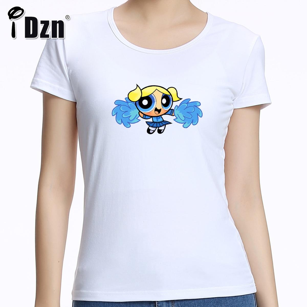 The Powerpuff Girls Blossom Girls Graphic T Shirt