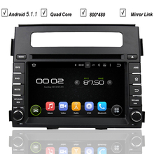 Car DVD GPS Player for KIA Soul 2011 2012 Quad Core Android 5.1 Auto Navigation Head Unit Radio BT Mirror Link Wifi/3G OBD DVR