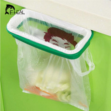 FHEAL 2016 New Hanging Kitchen Garbage Bags Rack Storage Holders Practical Cupboard Cabinet Tailgate Stand
