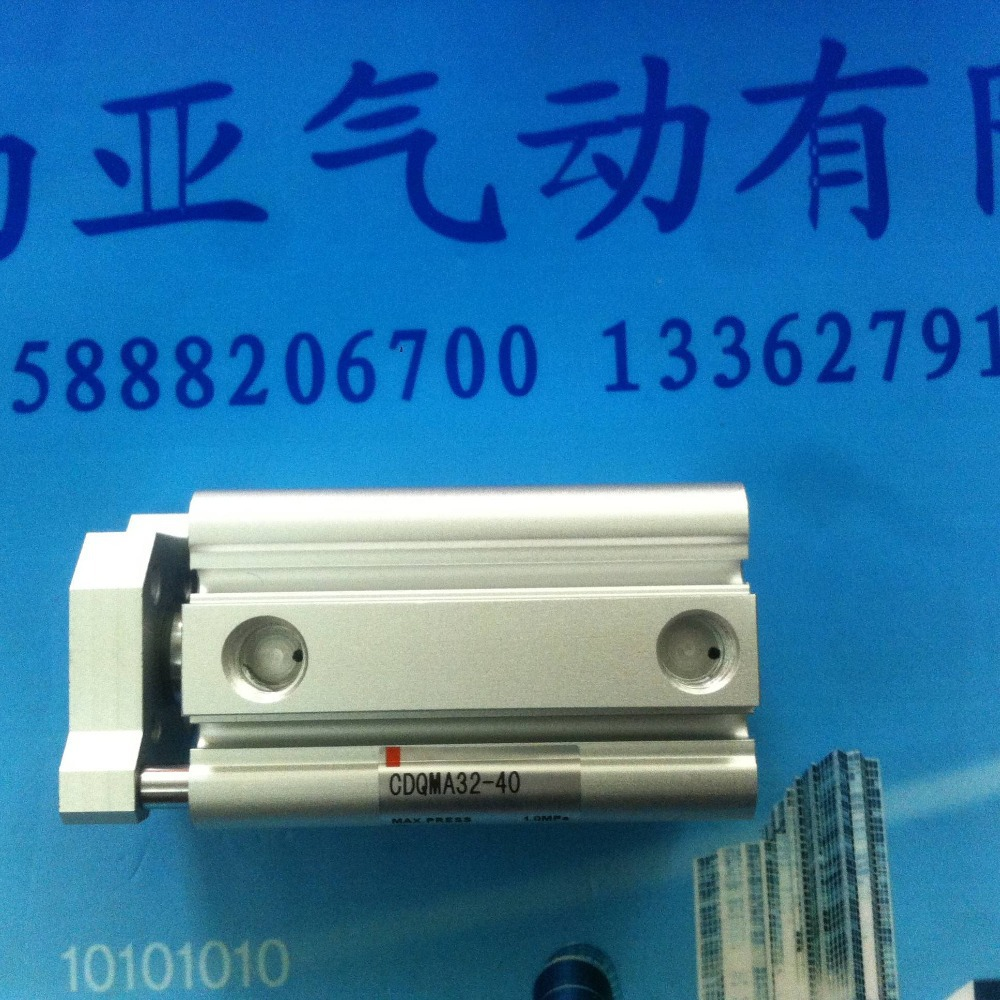 CDQMA32-40 SMC Thin type cylinder  air cylinder pneumatic component air tools CDQMA series<br>