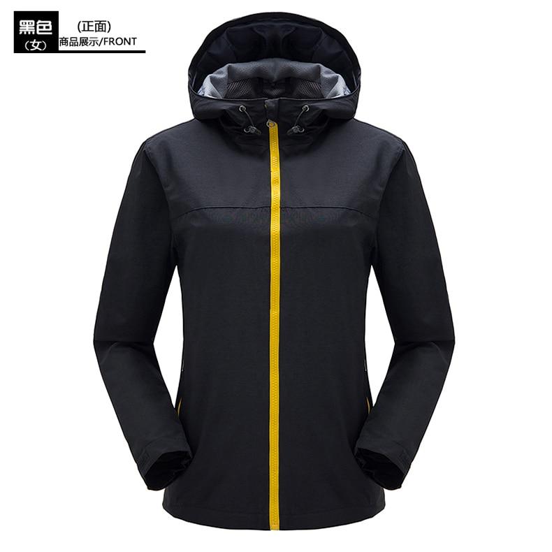 2016 Winter Women Windproof Jacket Outdoor Sport Hiking Camping Jacket Mesh Inside Breathable Clibing Coat<br>