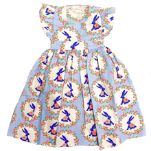 New Design Kids Sets Children Cute spring ruffle Sets girls Easter day Outfits Holiday Sets Baby party dresses