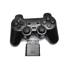 Buy 2.4G Wireless game joystick PS2 controller Sony playstation 2 console gamepad dualshock gaming joypad PS 2 play station for $9.01 in AliExpress store