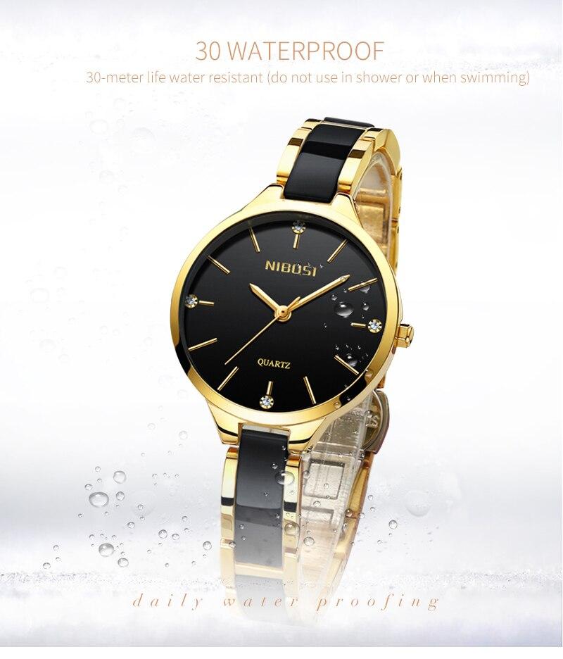 creative watches women watches top brand luxury women watches waterproof montre femme acier inoxydable montre femme fantaisie (5)