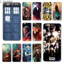 Lavaza Tardis Box Doctor Who Hard Clear Skin Cover Case for Apple iPhone 6 6S 6 S Back Phone Case Coque Shell(China)