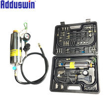 Adduswin C100 Universal Automotive Non-Dismantle Fuel System Cleaner Auto gasonline Injector Cleaning tool For Petrol Cars