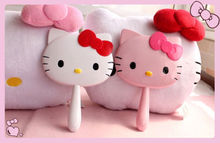 New Hello Kitty Hand Mirror with Comb Make Up Set yey-0172