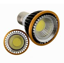 COB Led PAR20 Lights 9W E27 Led Spotlights 120 Angle Ultra Bright 550-600Lumens Dimmable Led Bulb Lamp FEDEX Fast delivery(China)