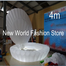 Creative decoration idea used blasting inflatable shell(Diameter:4m)(China)