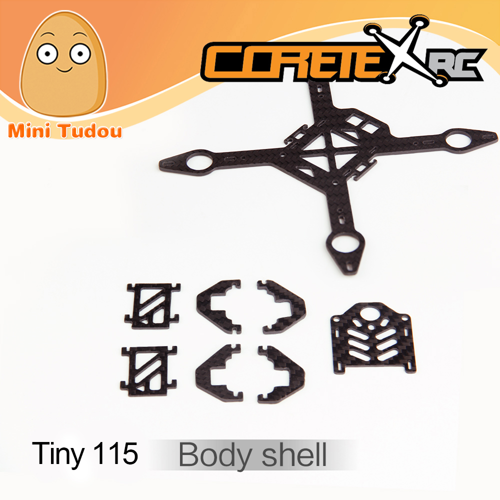 Minitudou CoretexRc Tiny115 Body Shell<br><br>Aliexpress