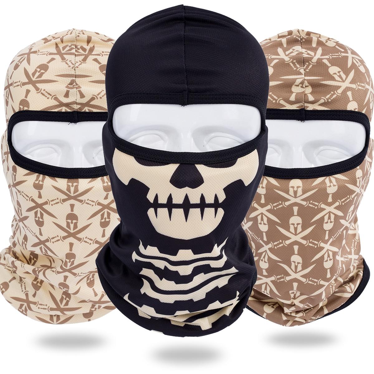Balaclava Ghost Face Mask Promotion-Shop for Promotional Balaclava ...