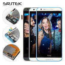 Srjtek screen HTC Desire 620G LCD Display Touch Digitizer Sensor Glass Frame Assembly HTC D620 620 620U 620T