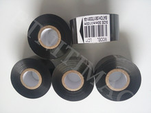 Thermal ribbon of ribbon printing machine 30x100m  date code ribbon printer accessory printing ribbon for plastic and paper