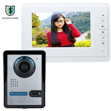SY819FA11 7 Inches HD Doorbell Camera Video Intercom Door Phone System Security Camera Intercom With Monitor