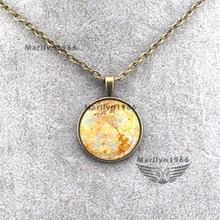 MAZZ-0081 Dream Star necklaces Constellation pendant little prince   jewelry for men women jewelry accessories