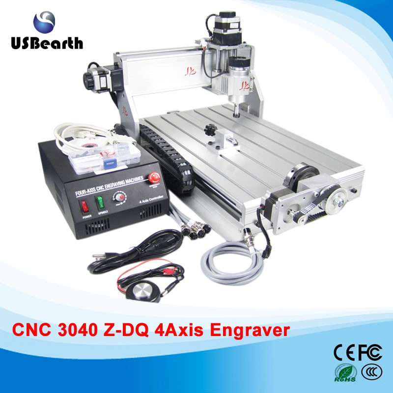 CNC 3040 DQ 4axis (3)