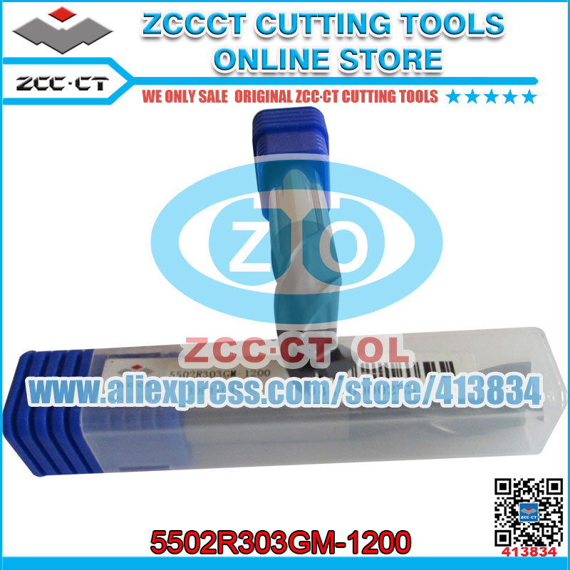 Free Shipping 20 pieces KDG303 5502R303GM-1200 ZCC.CT cemented carbide cutting tool drill<br>