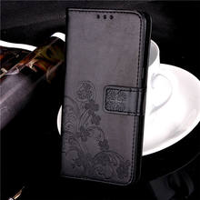 For Xiaomi Redmi 4A Luxury Lucky Grass Embossing Case Flip Covers For Xiaomi Redmi 4A (5.0 inch) with Money Card Slots(China)