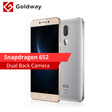 "Original Letv Cool 1 Leeco Coolpad Cool1 Mobile Phone 3GB RAM 32GB Snapdragon 652 5.5"" FHD Fingerprint 13MP Dual Back Cameras(Hong Kong)"