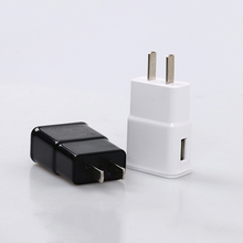 DC 5V 2A Output One USB Port China Plug Charger High Quality Power Adapter Used for iPhone iPad Samsung Mobile Phones Tablet PCs(China)
