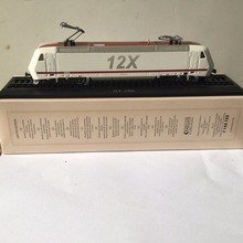 1:87 ATLAS EDITIONS 12X (1994) COLLECTIONS LIMITED EDITION TRAIN MODEL(China)