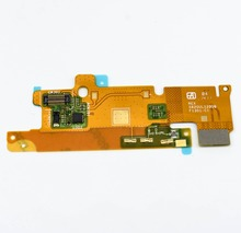 Original new For Sony Xperia T3 M50W D5102 D5103 D5106 Mic Microphone Magnetic Charging Flex Cable Free shipping(China)