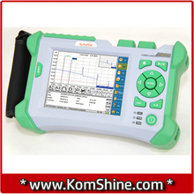 Brand New KomShine QX50-S Fiber Optic OTDR 1310/1550nm 32/30dB, Trace Analysis Software Available. FC,SC,LC connector included(China)