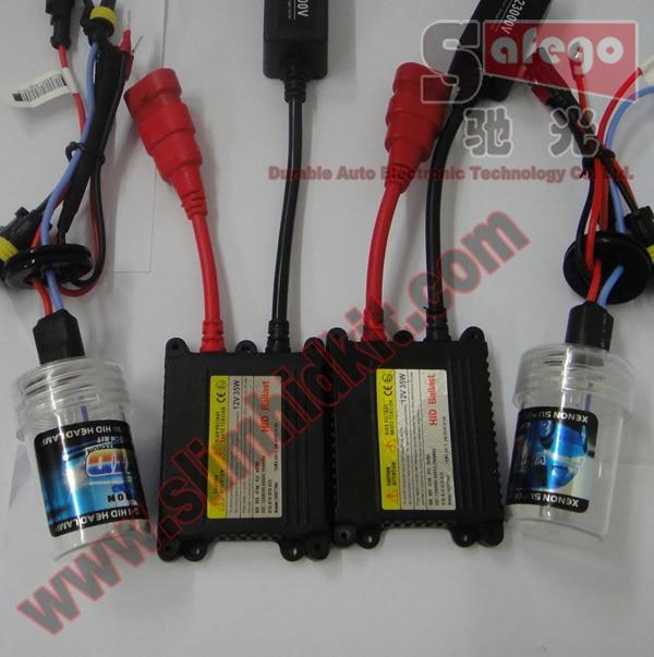 1 set hid xenon conversion kit xenon h3 H4 H7 H8 H9 H10 H11 H13 880 881 9003 9004 9005 9006 9007 kit xenon 35w<br><br>Aliexpress