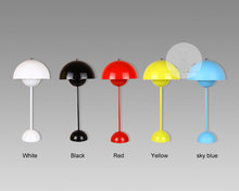 Panton's Flowerpot lamp E27 table lamp modern Classic lighting retro designer table lamp(China)