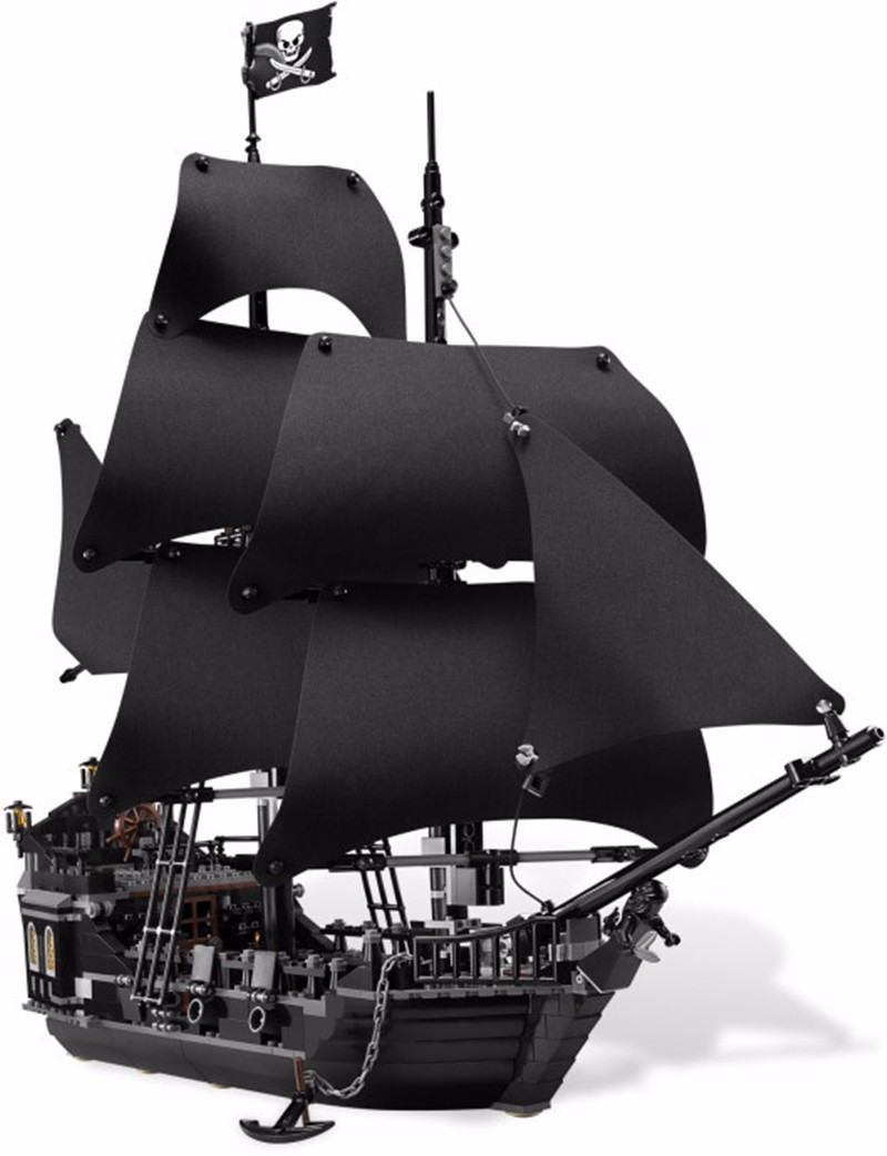 Lepin 16006 Pirates of the Caribbean The Black Pearl Model set Building Blocks Kits Funny Bricks Educational Toys For Boys Gifts<br><br>Aliexpress