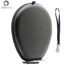 POYATU For Bose QuietControl 30 QC30 Wireless Headphones Carry Box Travel Storage Bag For Bose QC 30 Bluetooth Earphone Case