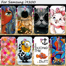 Cell Phone Skin Cases For Samsung Galaxy Mega 6.3 I9200 I9205 Cases Cool Cute Fashion Stylish Anti-Knock Skin Cover Phone Shell